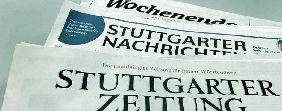 Banner Onlinearchiv Stuttgart